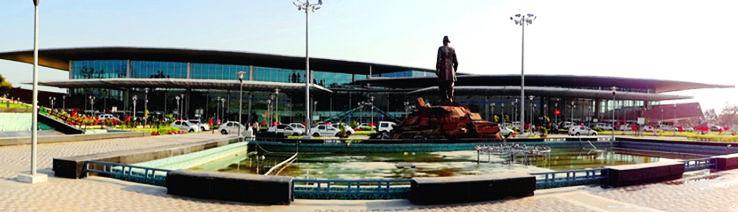 Sunil B Satyawakta New Chairman Of Lucknow Airport Advisory Committee