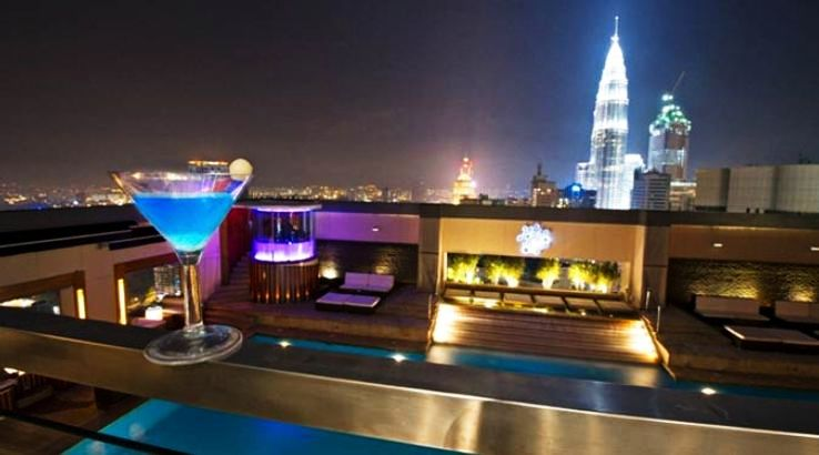 Best open air bars in the world