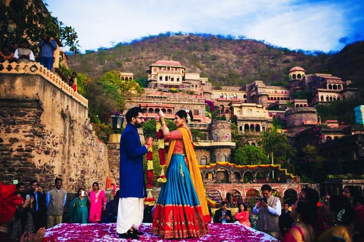 Where In India You Can Plan Your Destination Wedding