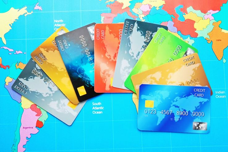 How to book air tickets with credit cards points, and travel for free