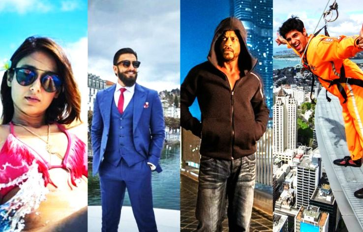 How Bollywood Stars Are Inviting Us To International Destinations Through Their Tourism Promotions