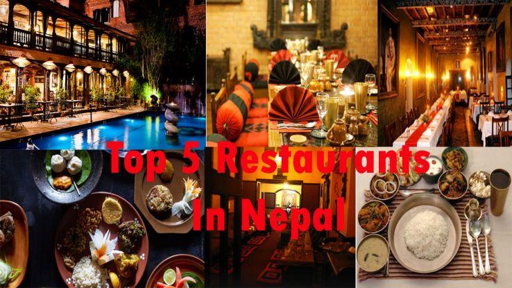 Best Restaurants In Nepal
