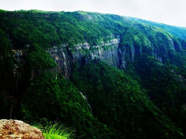 The 8 Wettest Places Of India