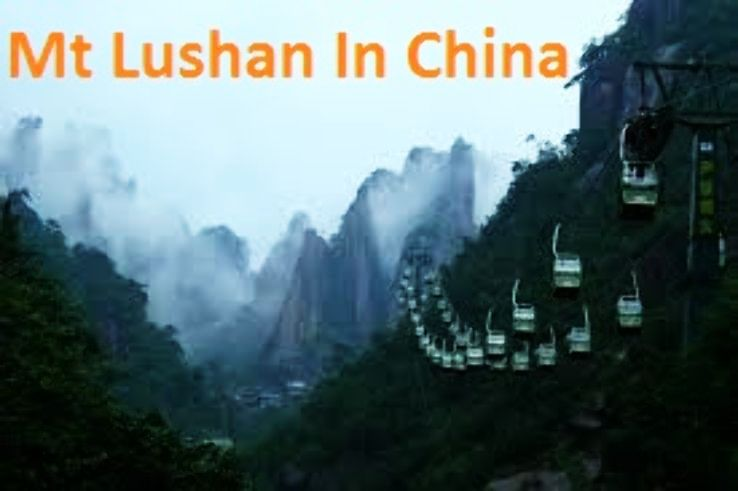 Mt Lushan In China