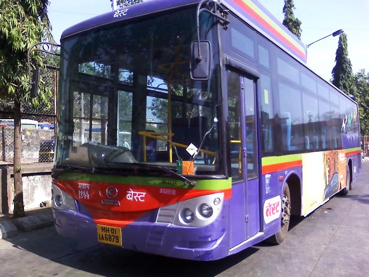AC Bus Fares Reduced In Mumbai
