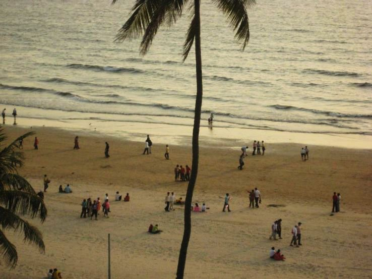 Andheri Beach Is Newly Developed Beach In Mumbai Hello
