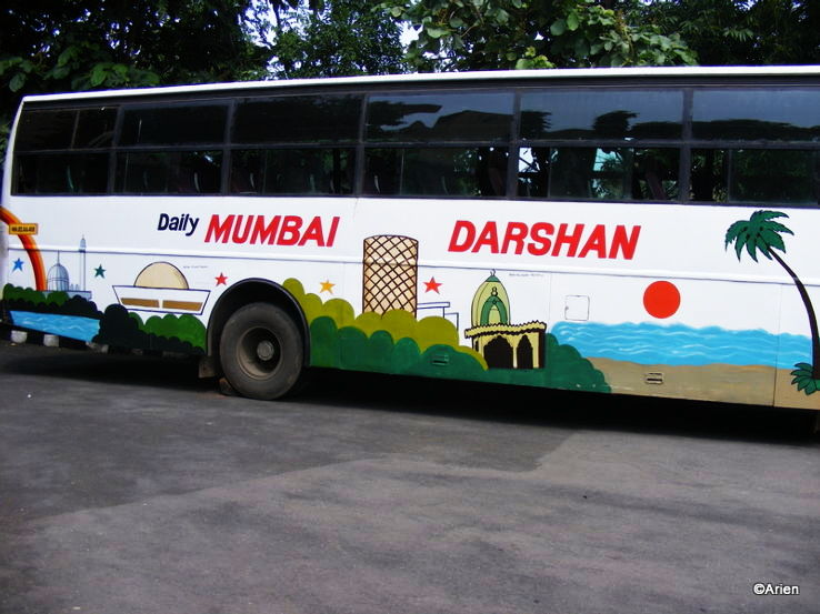 Mtdc To Operate Ac Buses For Mumbai Darshan Tour From May