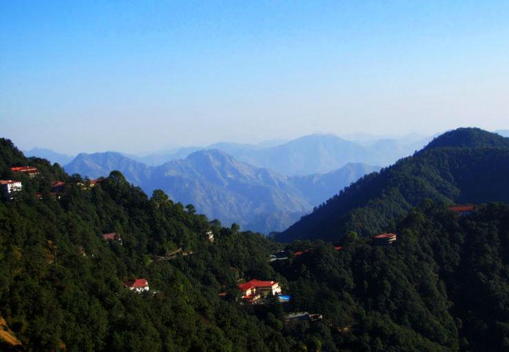 Top 6 hill stations in Uttarakhand