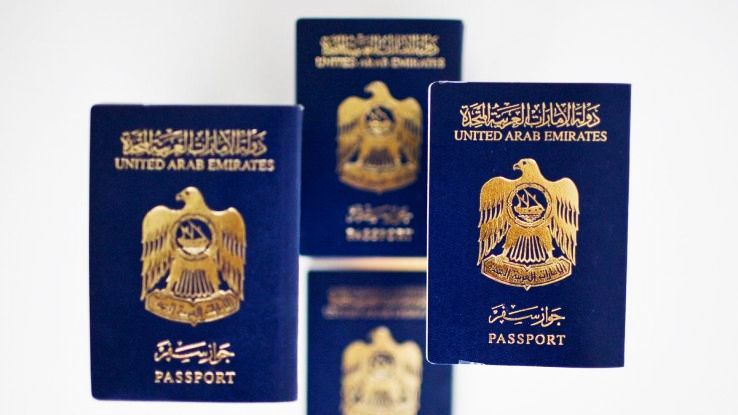 UAE passport ranked most powerful in the world