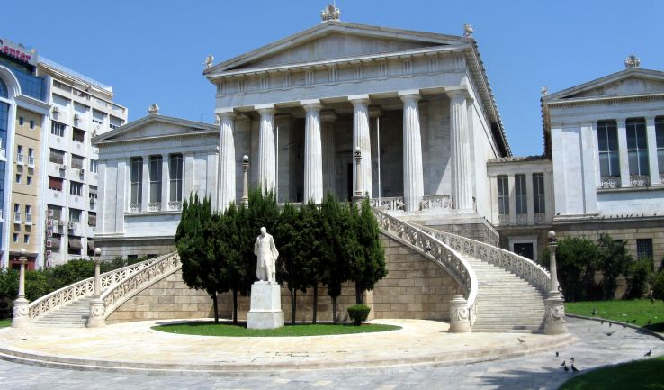 Know These Legendary Libraries in Greece