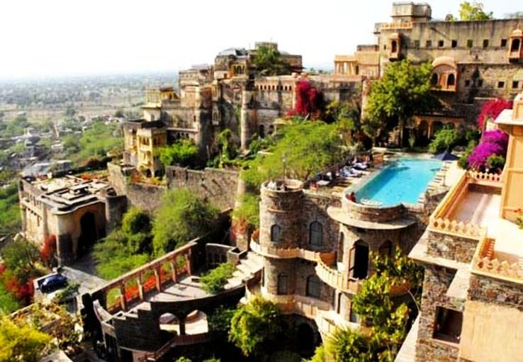 Best Weekend Getaways Places to Visit Near Alwar