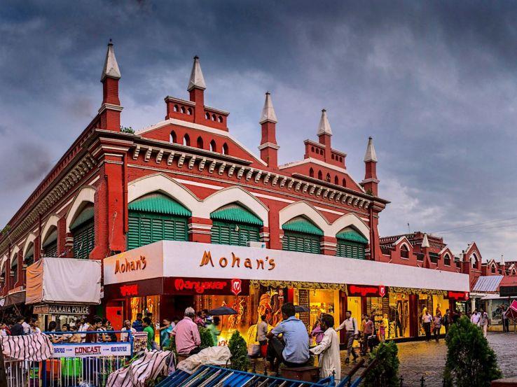 Tourist places in Kolkata