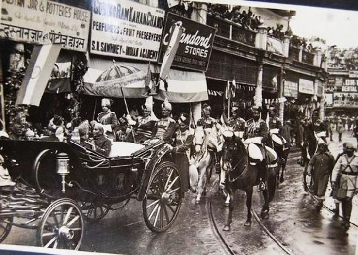 Extremely Rare Photos Of Indian Leaders