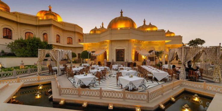 5 Hotspots For Your Big Fat Jaipur Wedding