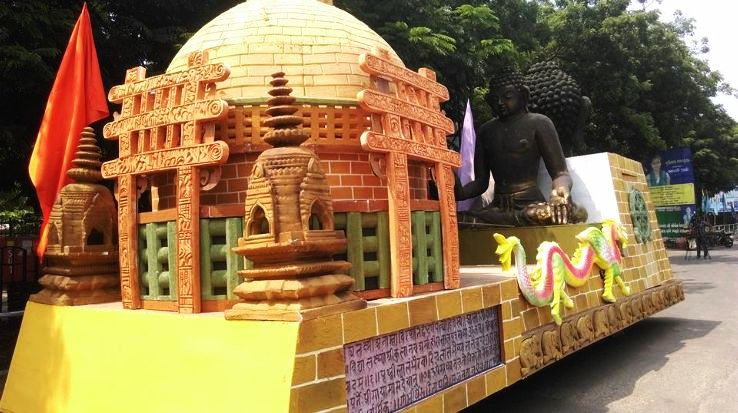 Odisha Showcase Its Tourist Destinations Through Roads Shows In Entire India
