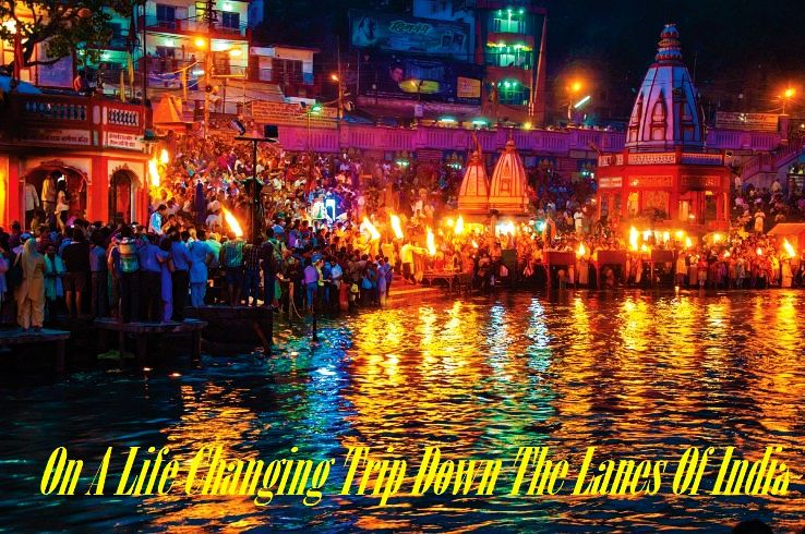On A Life Changing Trip Down The Lanes Of India