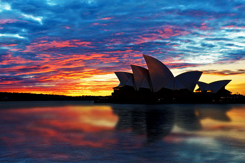 Sydney Opera House, An  Architectural Marvel of Australia