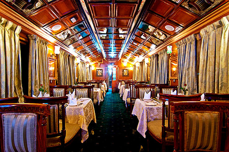 Luxury Trains Of India
