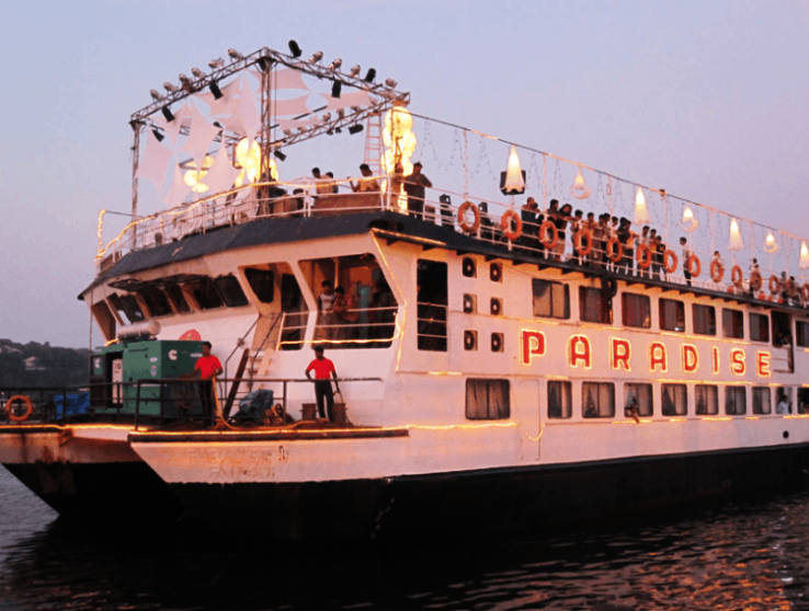Top 5 Cruises in India