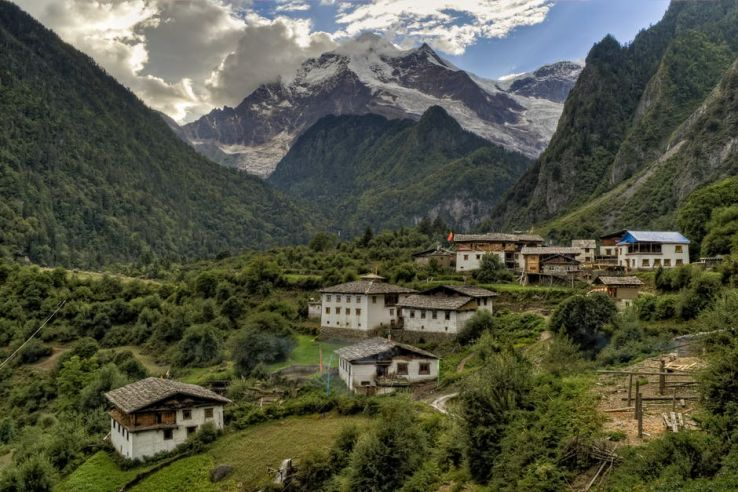 Places to see in Nepal