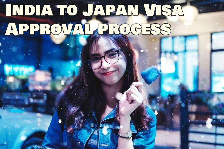 India to Japan Visa Application Process