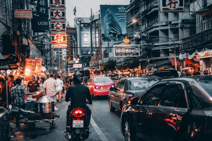 How to reach from Bangkok to Pattaya