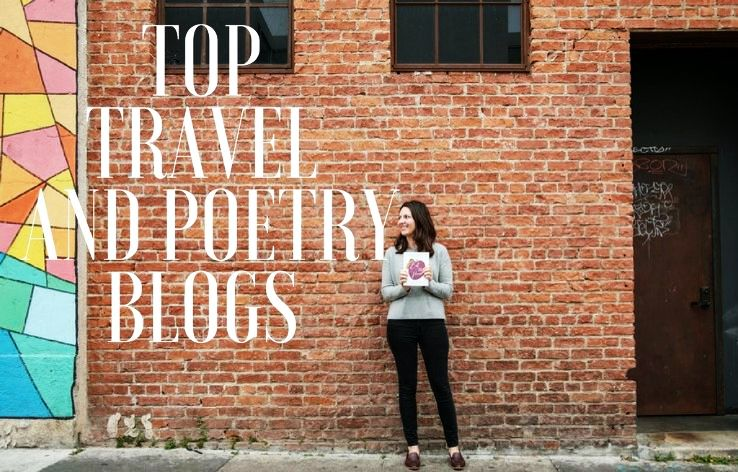 TOP TRAVEL AND POETRY BLOGS 2019
