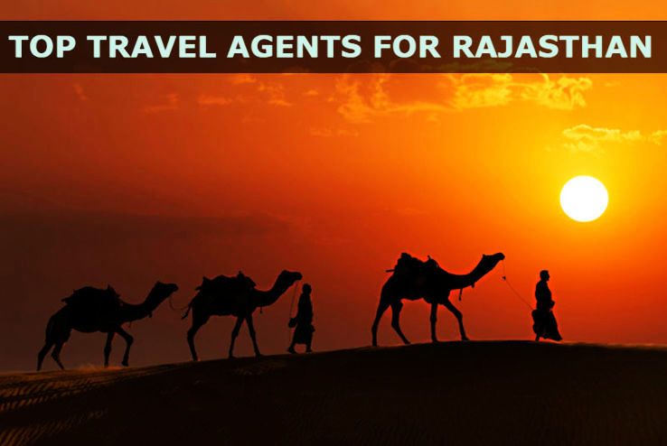 Top 15 Travel Agents for Rajasthan 2017