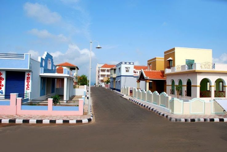 Vantage Viewpoints Of Visakhapatnam