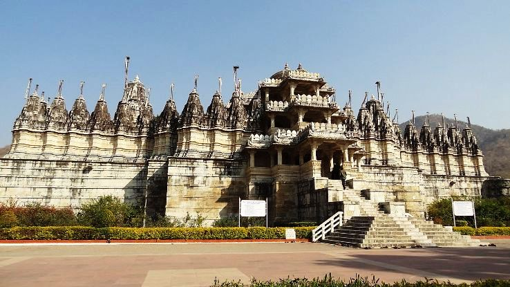 Image result for ranakpur-jain-temple-rajasthan-wonder-of-india