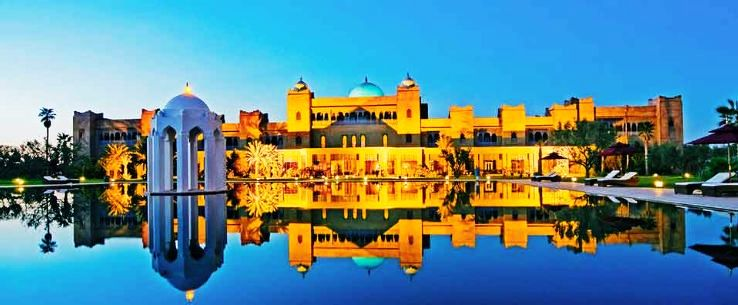 Park Hotels First International Hotel In Morocco