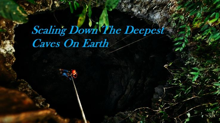 Scaling Down The Deepest Caves On Earth