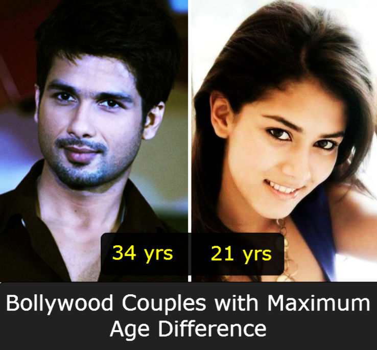 what is the maximum age difference between wife and husband
