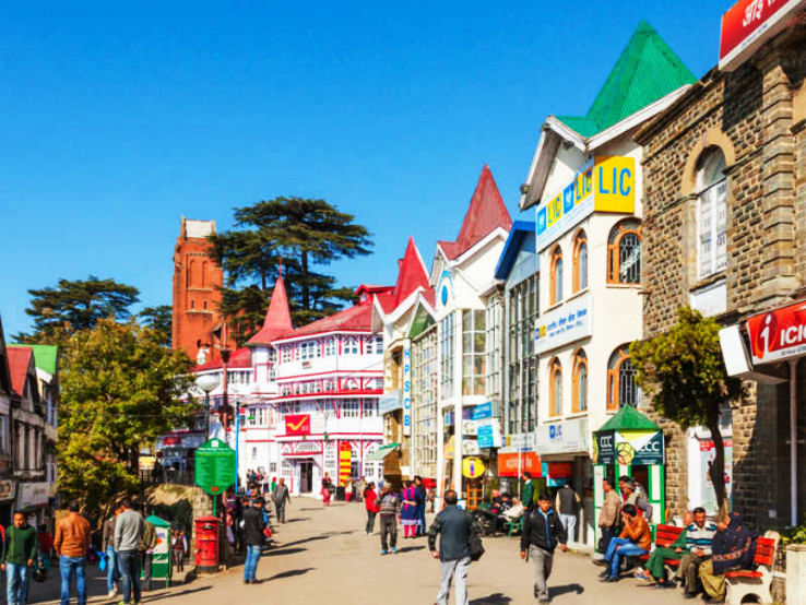 6 Epic Places to visit in Shimla this Summer
