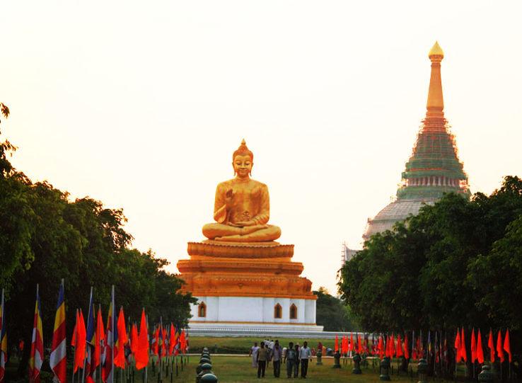 Buddhist Pilgrimage Sites in India