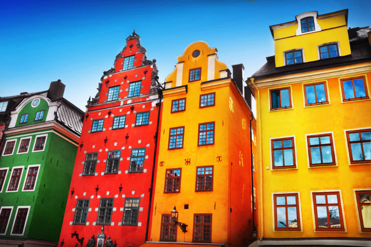 10 Impossibly Colorful Places You Wont Believe They are Real