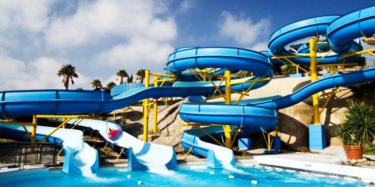 Best Waterparks in Dubai