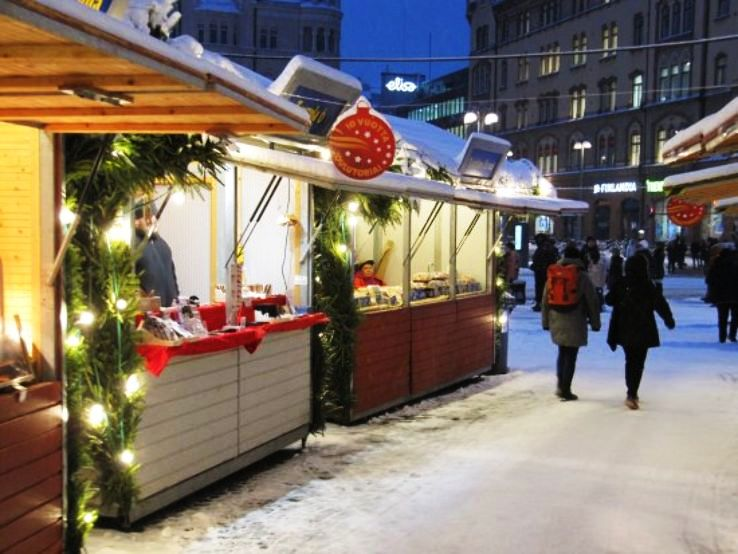 Guide To Finland's Christmas Markets