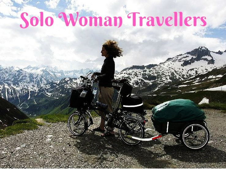 Solo Woman Travellers