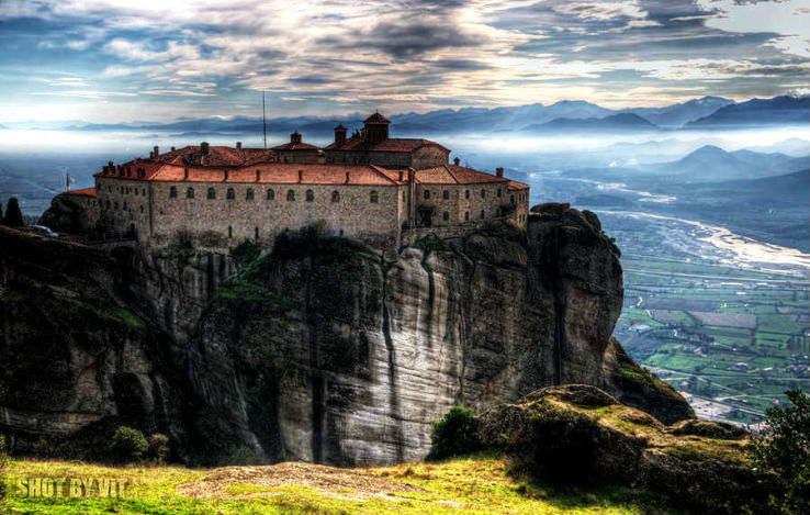 7 Breathtaking Monasteries Around The World