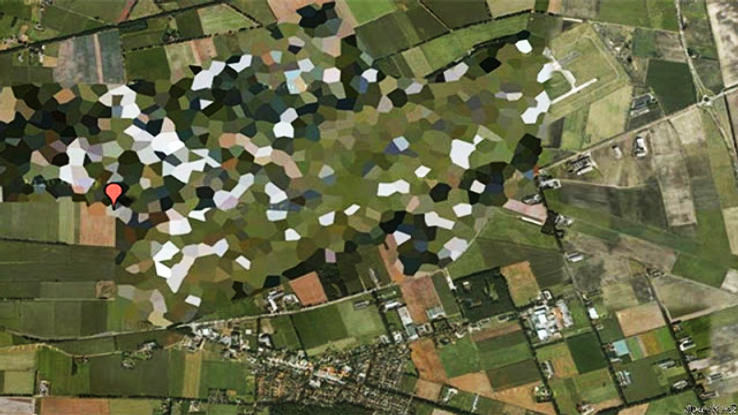 Secret Places In GOOGLE EARTH that was Banned