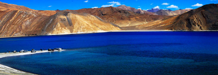 7 Lakes in India