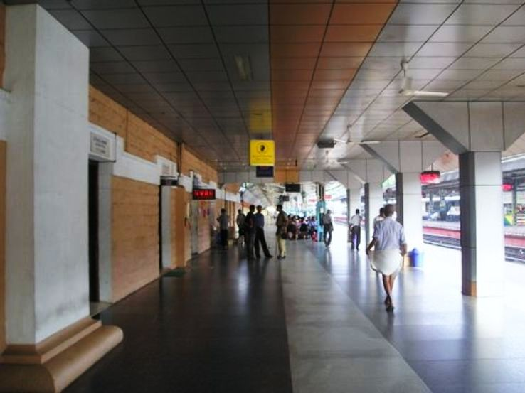 Cleanest Railway Stations of India