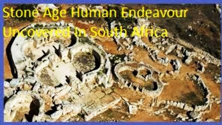 Stone Age Human Endeavour Uncovered In South Africa