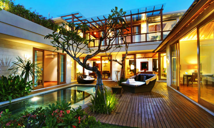 5 Bali Villas With Private Pool For An Intimate Beach Vacation
