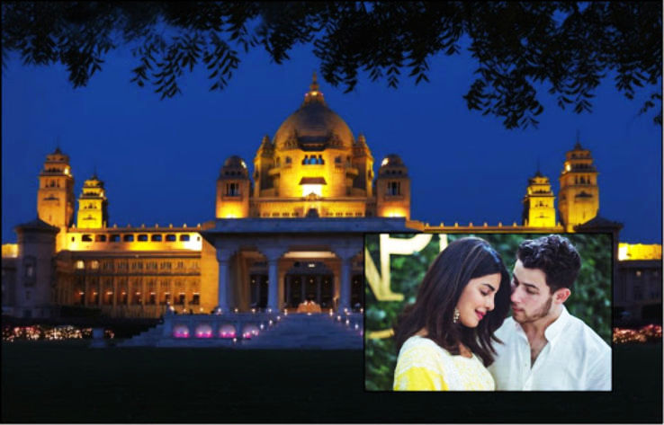All about Priyanka Chopra and Nick Jonas, wedding location in Jodhpur