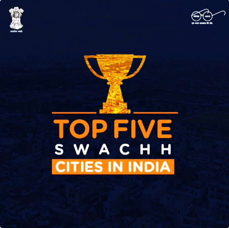 Swach Bharat: Cleanest cities of India