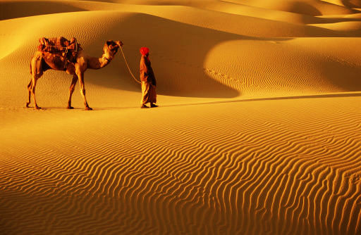 10 Most Spectacular Deserts Across The World - Hello ...