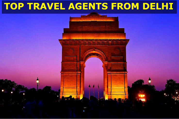 Top 14 Travel Agents from Delhi in 2017