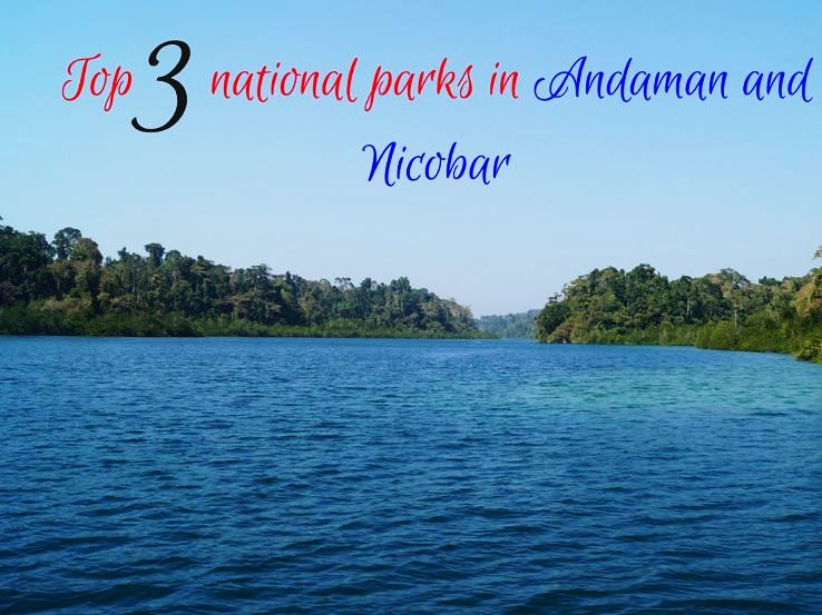 Top 3 national parks in Andaman and Nicobar